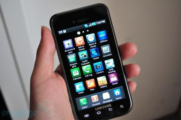 Samsung Galaxy S Vibrant will get Froyo tomorrow, says T-Mobile CMO
