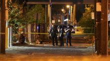 The Latest: Nearly 100 arrests in Louisville, Kentucky
