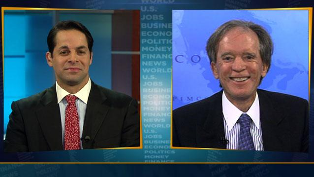 """Bill Gross: Fed's """"Hot Air"""" Will Keep Bond Bubble Afloat in 2013"""