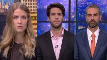 """Persona non grata? Comentaristas """"fogem"""" de Caio Coppolla na CNN"""