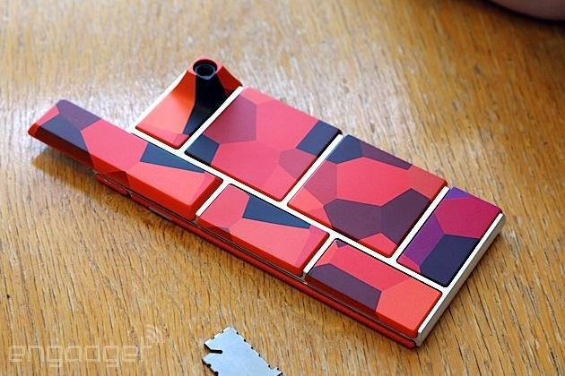 You can hot-swap nearly all Project Ara modules on the fly