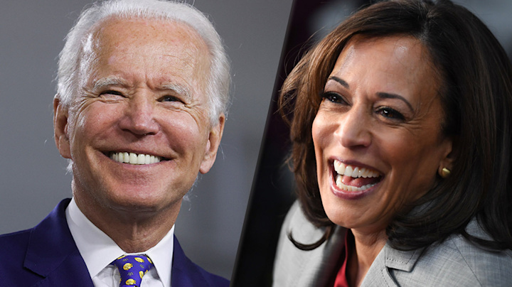 Biden picks Sen. Kamala Harris as running mate