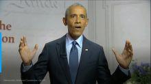 Trump trata Presidência como 'reality show', diz Barack Obama