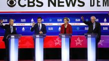 AP FACT CHECK: Dems implore fact checkers to back them up