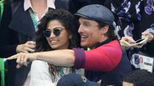 Matthew McConaughey Dishes on 'Wonderful' Olympics Adventure With Wife Camila Alves