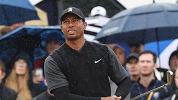 Tiger will make it to the weekend at Carnoustie