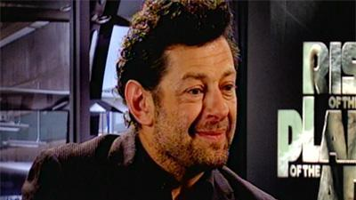 Andy Serkis: 'It's Fantastic' Working On 'The Hobbit'