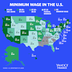 House passes bill to raise federal minimum wage to $15 an hour