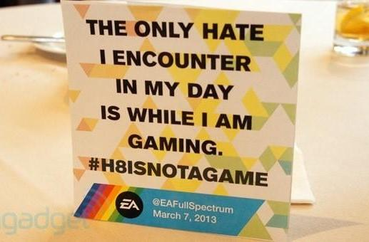EA addresses LGBT issues in gaming in first ever 'Full Spectrum' event