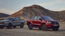 Ford Ranger: Deux séries spéciales au gros caractère