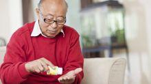 Common Meds Linked to Higher Dementia Risk