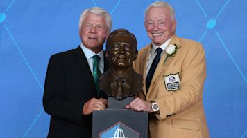 Jimmy Johnson: No word from Jerry on HOF