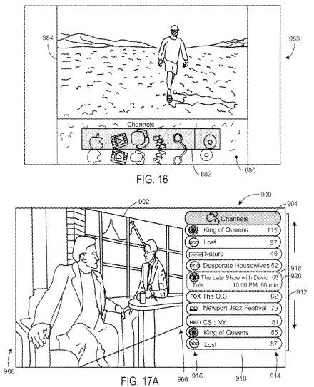 Apple patent looks towards DVRs with portability