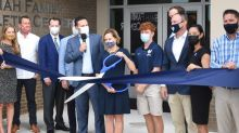 Holy Trinity Episcopal Academy Celebrates With Ribbon-Cutting Ceremony for New Tiger Athletic Complex