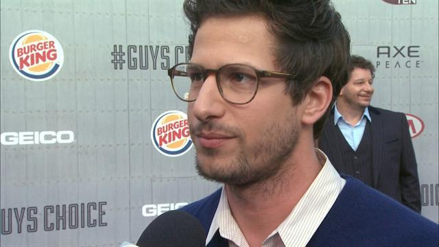 Andy Samberg Reacts to Tracy Morgan Accident: 'It's Scary as Hell'