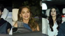 Bollywood Cheers for Janhvi & Ishaan at 'Dhadak' Special Screening