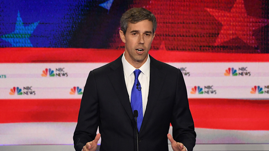 Beto breaks into Spanish during Democratic debate