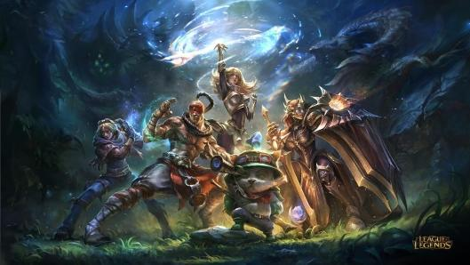 League of Legends rewards positive behavior