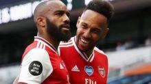 Foot - Transferts - Arsenal - Arsenal: Mikel Arteta veut garder Alexandre Lacazette et Pierre-Emerick Aubameyang