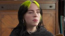 Billie Eilish's 'toxic relationship' with her body