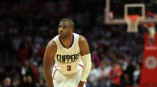 Chris Paul snaps at a reporter who dared ask about L.A. extending its season