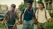 Watch the Neighborhood Guys Scope on Zoë Kravitz in 'Dope' Clip