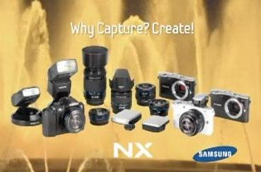Is this the Samsung NX100 interchangeable lens camera?
