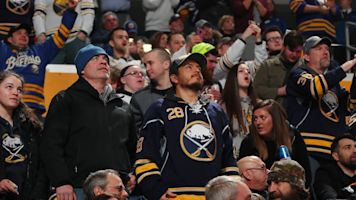 One Sabres fan has had enough of the Pegulas