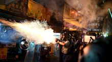 Tycoons Call for Calm After Hong Kong Protests Hit Fortunes