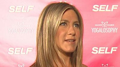 Jennifer Aniston Talks Getting Her Body In Shape To Play A Super-Sexy Stripper
