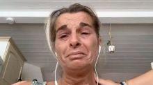 Esposa de motorista agredido por passageiros que não queriam usar máscaras dá depoimento emocionado