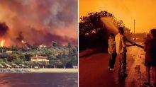 Turkey battles 'worst ever' wildfires as horrific scenes emerge