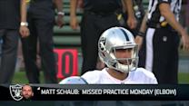 Raiders QB battle