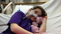 Judge Lifts Ban for Dying Girl's Lung Transplant