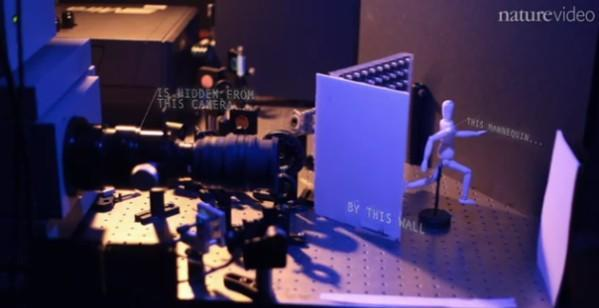 MIT's laser-powered camera can detect objects hidden around corners (video)