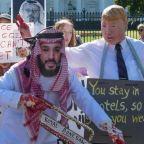 Trump Buys The Saudi Line On Jamal Khashoggi. Congress Doesn't Have To.
