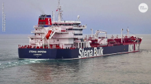 'Alter your course': Dramatic audio released of Iran seizing British ship