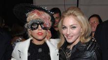 """Gaga entierra el hacha de guerra: """"Gracias Madonna, eres valiente y fuerte"""""""