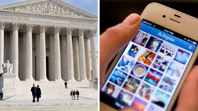Supreme Court rules on cell phone privacy case