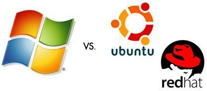 Ubuntu, Red Hat, and Microsoft: not really buddies