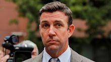 Marine Corps Tells Rep. Duncan Hunter He Can't Use Trademarked Corps Material for His Campaign