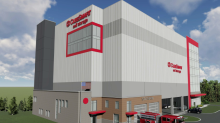 Franken-firehouse: Novel mixed-use building coming to King of Prussia