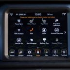 UConnect gives the 2020 Jeep Gladiator a leg up