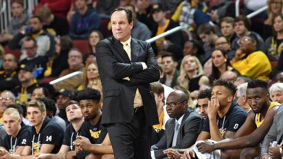 Wichita State coach denies hitting player