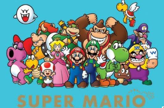 Game & Watch & Ultra Hand & Mario posters available from Club Nintendo