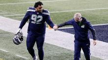 Seahawks defensive tackle Bryan Mone signs tender