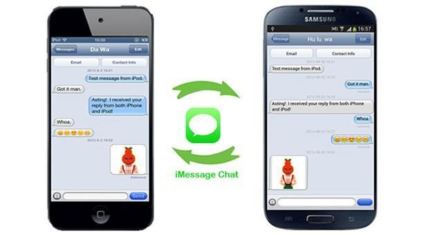 iMessage unofficially comes to Android, needs a big health warning (update: pulled)