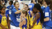 Basket - LFB - Basket Landes et Céline Dumerc lancent bien leur saison en s'imposant à Villeneuve d'Ascq