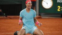 Tennis: Nadal s'offre un 13e Roland-Garros et égale le record de Federer en Grand Chelem