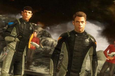 J.J. Abrams dropped involvement with Star Trek game